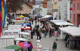 Bad Griesbacher Fruehjahrsmarkt