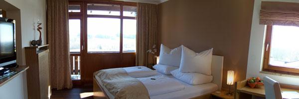 Doppelzimmer im AktiVital Hotel in Bad Griesbach