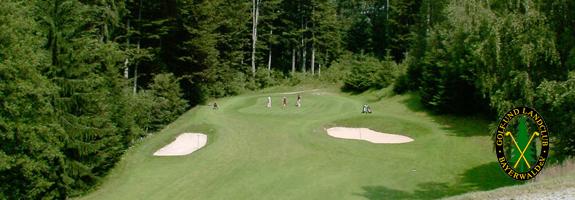Golfen in Oberösterreich
