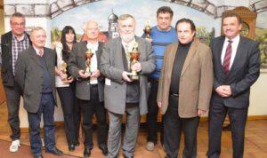 "Der ""Schach"" - Professor gewann Senioren- Schach Open 2012"