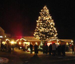 Weihnachtsmärkte in Bayern