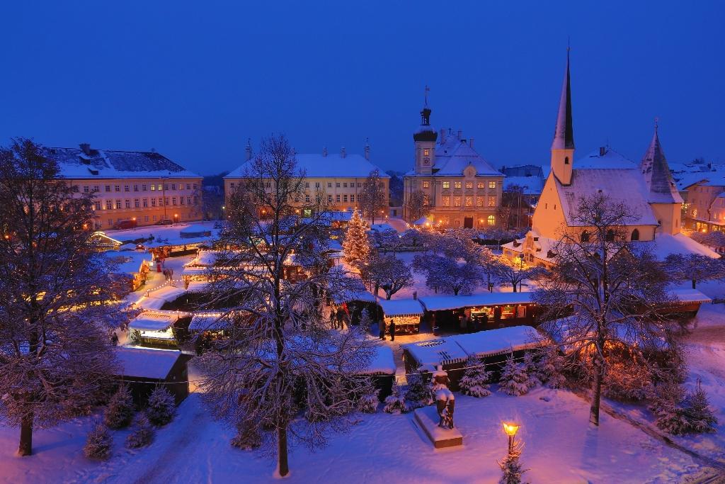 Christkindlmarkt im Urlaub in Bad Griesbach