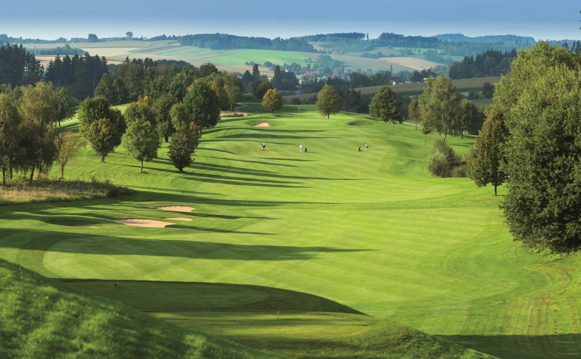 Allfinanz Golfplatz Brunnwies